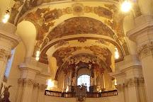Brevnov Monastery, Prague, Czech Republic