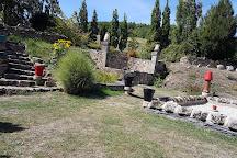 Jardin La Terre Pimprenelle, Alboussiere, France