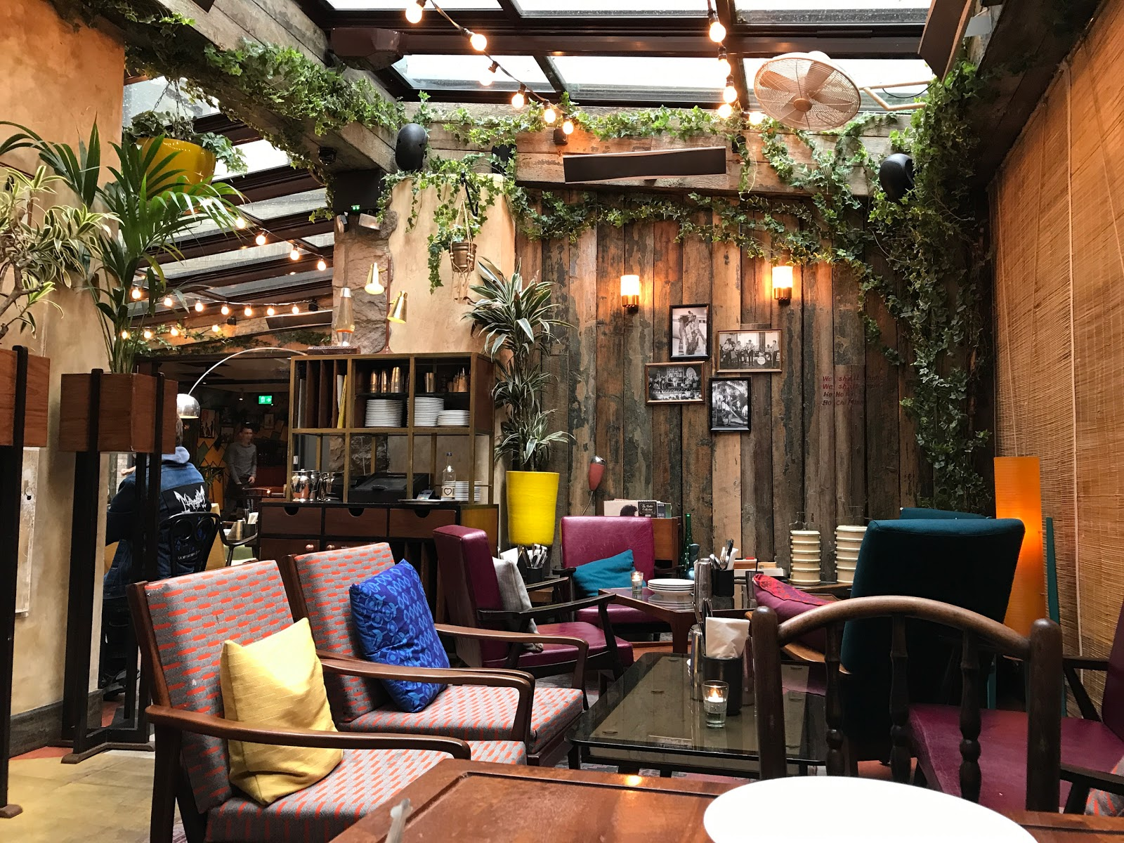 Dishoom: A Work-Friendly Place in London