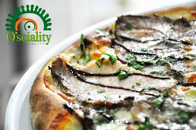 O'Sciality - Pizza Quality