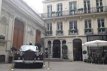 Les salons Hoche, Paris, France
