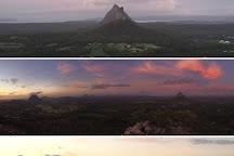 Mount Ngungun, Glass House Mountains, Australia