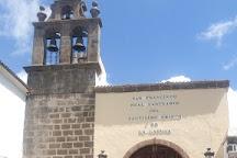 Santuario del Cristo, San Cristobal de La Laguna, Spain