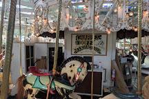 Crescent Park Looff Carousel, Riverside, United States