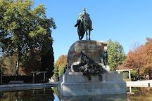 Monumento a Martinez Campos, Madrid, Spain