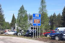 Winter War Museum Raatteen Portti, Suomussalmi, Finland