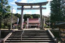 Tachibana Shrine, Unzen, Japan
