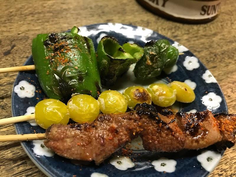 大倉山もつ肉店