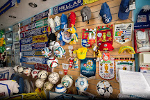 Greek National Football Museum, Chania Town, Greece