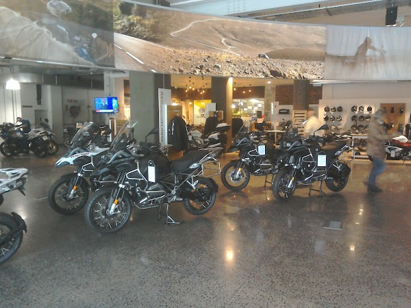 Bmw Motorrad Donford Cape Town 112 Buitengracht St Cape Town City