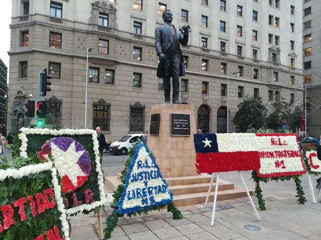 Monumento a Pedro Aguirre Cerda