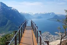 Rampestreken, Andalsnes, Norway