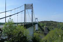 Pont de La Roche-Bernard, La Roche-Bernard, France