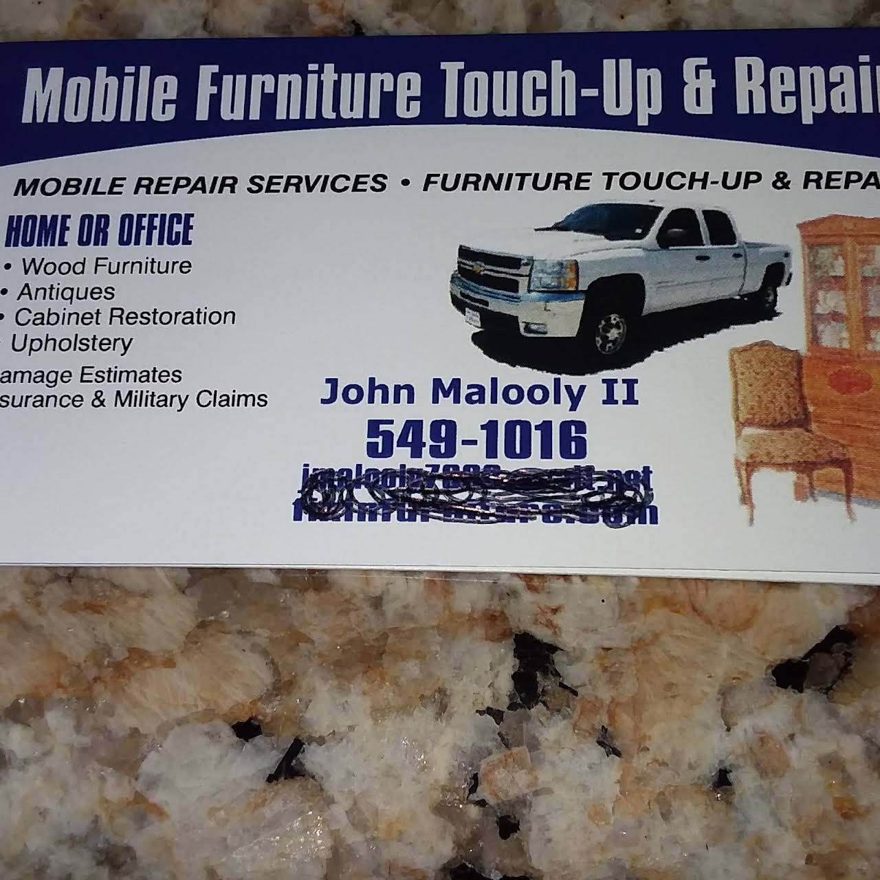 Mobile Furniture Repair - Furniture Repair Shop in Canutillo