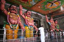 Arulmigu Badrakaliamman Temple, Mecheri, India