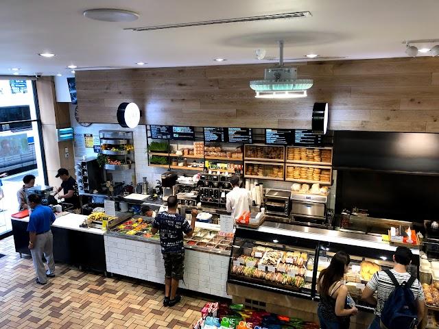 Toast Cafe Brasserie NYC
