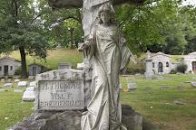 The Calvary Cemetery, Dayton, United States