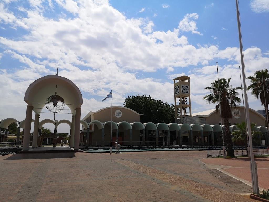 Фото Габороне: Parliament Building Botswana