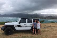 Hawaii Jeep Tours, Honolulu, United States