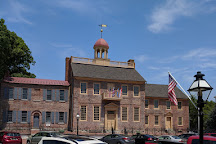 New Castle Court House, New Castle, United States