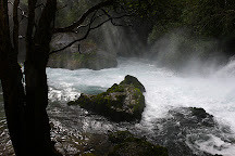 Tarawera Falls, Bay of Plenty Region, New Zealand