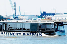 Hafencity Riverbus, Hamburg, Germany