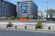 Omonia Square, Athens, Greece