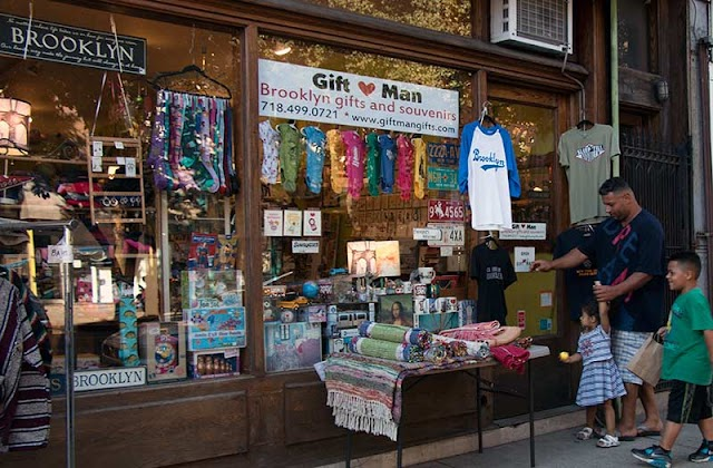 Gift Man: Brooklyn Gifts & Souvenirs {Est.1982}