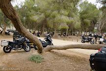 Yeruham Park and Lake, Yeruham, Israel
