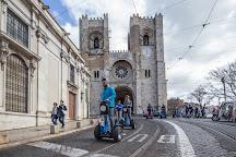 Segway Tejo, Lisbon, Portugal