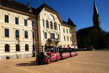 Citytrain, Vaduz, Liechtenstein