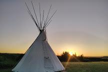 Blackfoot Crossing Historical Park, Cluny, Canada