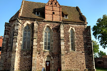 Templerkapelle, Wettin, Germany