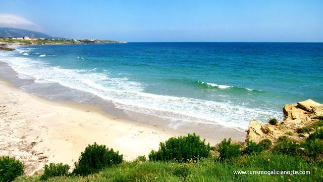 Playa Area Longa
