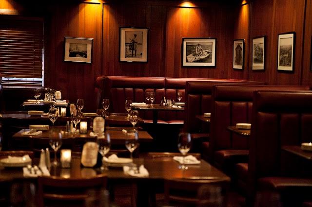 Porterhouse Steak & Seafood Grill