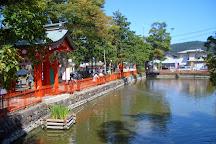 Ikushimatarushima Shrine, Ueda, Japan
