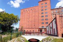 Innovation Center Mill of Knowledge, Torun, Poland