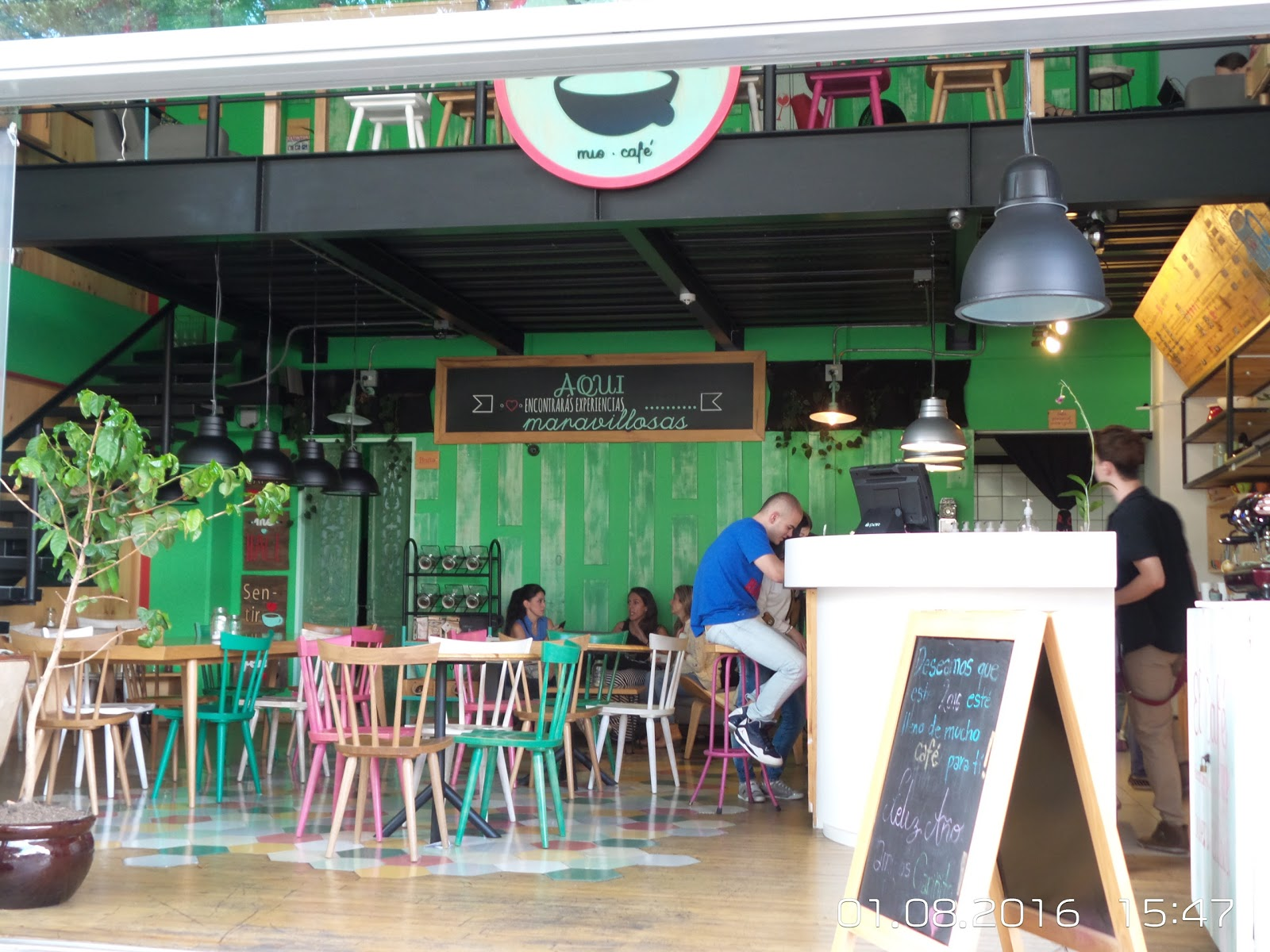 Cariñito Cafe: A Work-Friendly Place in Medellin