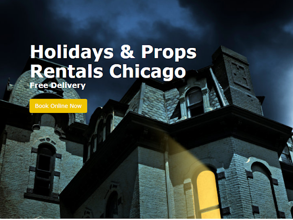 Holidays & Props Rentals in Chicago - Playground Games