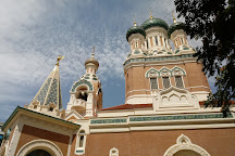 St Nicholas Orthodox Cathedral, Nice, Nice, France