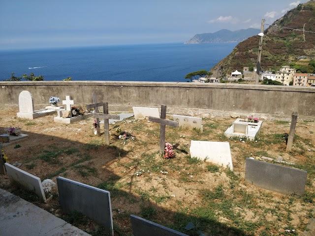 Cemetery of Riomaggiore