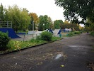 Скейт-парк FK-Ramps, Крестовая улица на фото Рыбинска