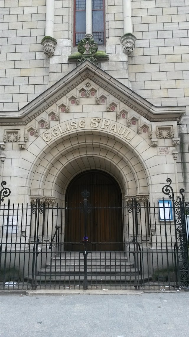 Évangélique Protestante Saint-Paul