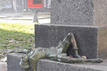 Fontana a Pinocchio, Milan, Italy