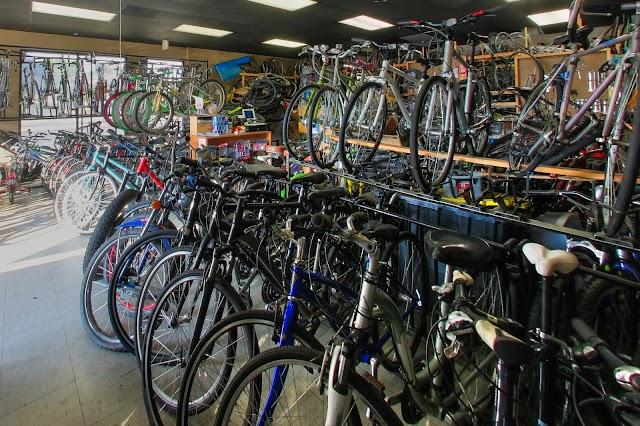The Recyclist Bike Shop