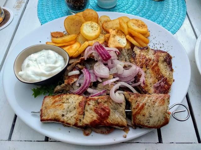 Restaurant Mediterrano - Der Grieche