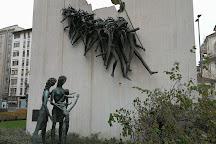 Monumento Ai Bersaglieri, Milan, Italy
