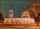 Введенская церковь, улица Маяковского на фото Курска