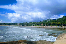 Iporanga beach, Guaruja, Brazil