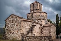 Ermita romanica de Santa Maria del Puig, Esparreguera, Spain